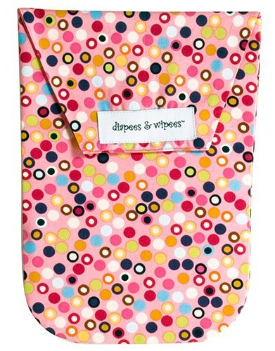 Hot Dots Diapees & Wipees - 1