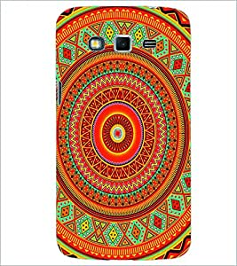 PRINTSWAG RANGOLI Designer Back Cover Case for SAMSUNG GALAXY GRAND 2