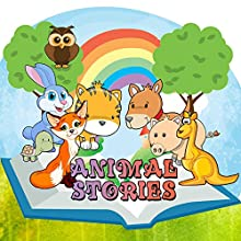 Animal Stories Audiobook by Roger William Wade, Charles Perrault, Joseph Jacobs, Jorgen Moe Narrated by Brenda Markwell, Robin Markwell