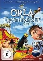 Orla Froschfresser - Auch Kleine k�nnen sich wehren