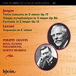 Jongen, Lazzari : Concerto et autres...