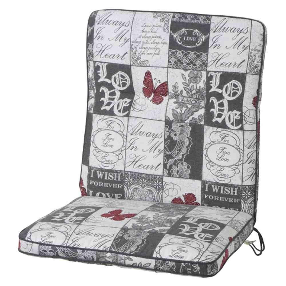 H.G. 5472218 Auflage für Romeo 3-er Bank, 75% Baumwolle, 25% Polyester günstig online kaufen