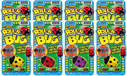 Ja-Ru Roll-A Bug Party Favor Bundle Pack