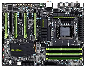 Gigabyte SKT-1366 G1 Killer Assassin Motherboard (Rev 1.0)