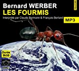 echange, troc Werber/Bernard - Les fourmis/1 CDMP3/Texte intégral