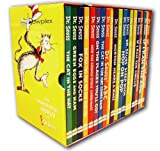 Dr Seuss The Wonderful World of Dr. Seuss 20 Book Giftbox Set, RRP £99.99 - Includes: The Cat in the Hat, Fox in Socks, Horton Hears a Who, Dr Seuss on the Loose, How The Grinch Stole Christmas, The Cat in the Hat Comes Back, If I Ran The Zoo ....