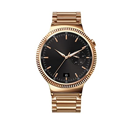 26 Days' Impression - Huawei Watch Gold Plated Stainless Steel