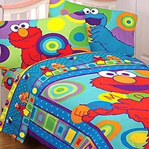 Cookie Monster Bedding Set