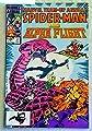 Marvel Team-Up Annual #7 Comic Book - Marvel Comics 1984 - 9.2 Grade - Black Costume - Alpha Flight