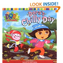 Dora's Chilly Day (Dora the Explorer 8x8 (Quality))
