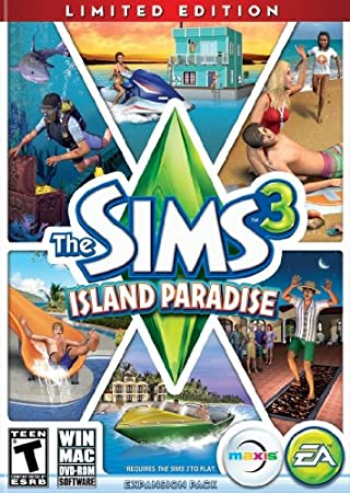 The Sims 3 Island Paradise (Limited Edition)
