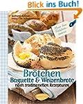 Br�tchen, Baguettes und Weizenbrote n...