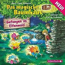 Gefangen im Elfenwald (Das magische Baumhaus 41) Hörbuch von Mary Pope Osborne Gesprochen von: Stefan Kaminski