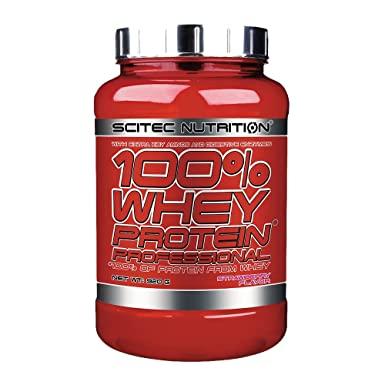 100% Whey Protein Professional Coconut 2 lb (920g) by Scitec