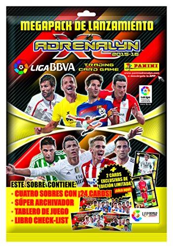 liga-bbva-panini-003127spe2-megapack-adrenalyn-2015-2016-multicolore