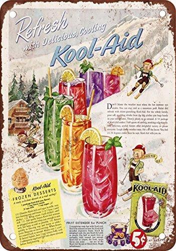 1949-kool-aid-look-vintage-riproduzione-in-metallo-tin-sign-305-x-457-cm