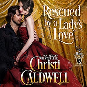 Rescued by a Lady's Love Audiobook