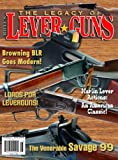 img - for Rifle Magazine - The Legacy of Lever Guns - Winter 2009 (Volume 2) book / textbook / text book