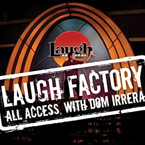 Laugh Factory Vol. 17 of All Access with Dom Irrera Performance