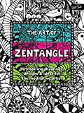 img - for The Art of Zentangle: 50 inspiring drawings, designs & ideas for the meditative artist book / textbook / text book