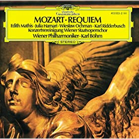 Wolfgang Amadeus Mozart: Requiem in D minor, K.626 - compl. by Franz Xaver S�ssmayer - 6. Benedictus