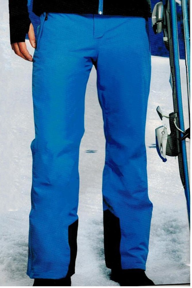 Herren Skihose Snowboardhose Schneehose Winterhose Gr. 54 Blau online bestellen