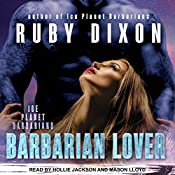 Barbarian Lover: Ice Planet Barbarians Series, Book 3 | [Ruby Dixon]
