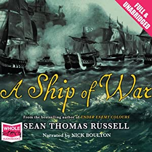 A Ship of War | [Sean Thomas Russell]