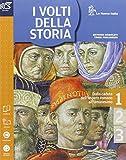 I volti della storia. Con e-book. Con espansione online. Per la Scuola media: 1