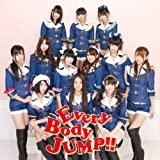 EveryBody JUMP!!♪SUPER☆GiRLSのジャケット