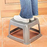 Silver Step Stool
