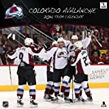 Turner - Perfect Timing 2014 Colorado Avalanche Team Wall Calendar, 12 x 12 Inches (8011547) at Amazon.com