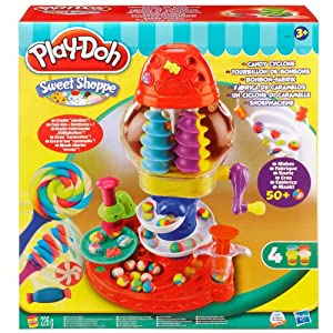 Amazon.com: Hasbro Play Doh Sweet Shoppe Candy Cyclone