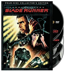 Blade Runner (Four-Disc Collector's Edition)