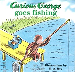 Curious George Goes Fishing