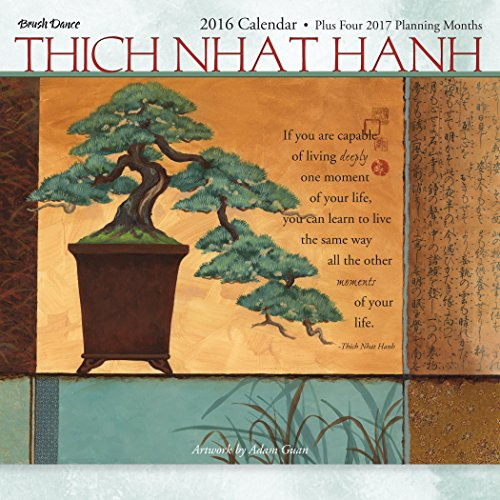 Thich Nhat Hanh 2016 Calendar