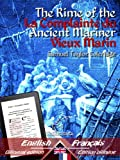 Image of The Rime of the Ancient Mariner - La Complainte du Vieux Marin: Bilingual parallel text - Bilingue avec le texte parallèle: English - French / Anglais ... [Dual language Easy Reader] (French Edition)