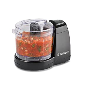 toastmaster tm 61mc 1.5 cup one-touch mini food chopper review