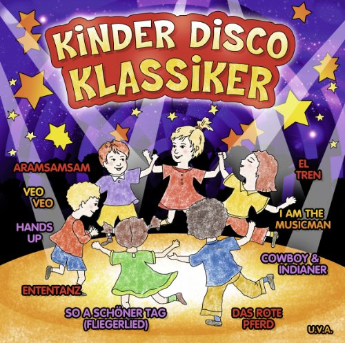 VARIOUS KINDER DISCO KLASSIKER