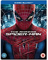 The Amazing Spider-Man (Blu-ray + UV Copy) [2012] [Region Free]