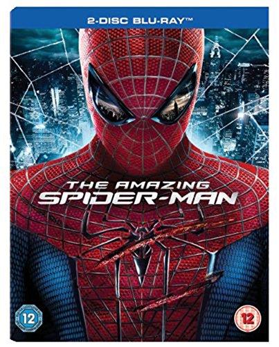 The Amazing Spider-Man (2 Blu-Ray) [Edizione: Regno Unito]