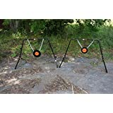 """Viking Solutions Combination 8"""" and 10"""" Complete AR500 Steel Target Set"""