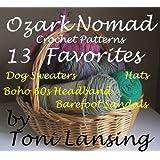 Ozark Nomad Crochet Patterns - 13 Favorites