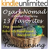Ozark Nomad Crochet Patterns - 13 Favorites