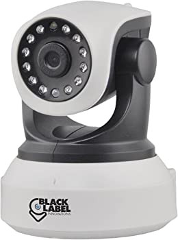 Black Label 720P WiFi Surveillance Camera