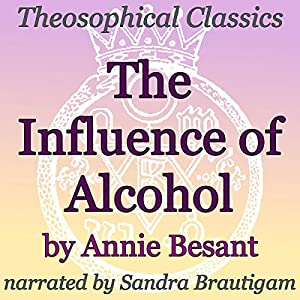 The Influence of Alcohol Audiobook