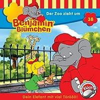 Der Zoo zieht um (Benjamin Blümchen 38) Hörbuch