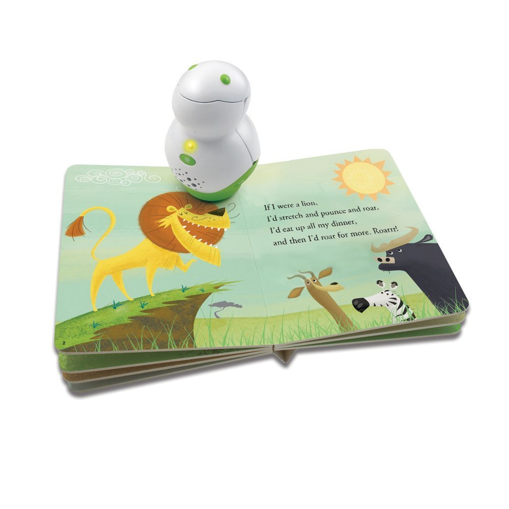 Help your child learn to read and write with the LeapFrog LeapReader.