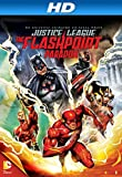 DCU: Justice League: The Flashpoint Paradox [HD]