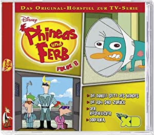 Phineas und Ferb Folge 08